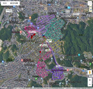 GPSログデータ画像2