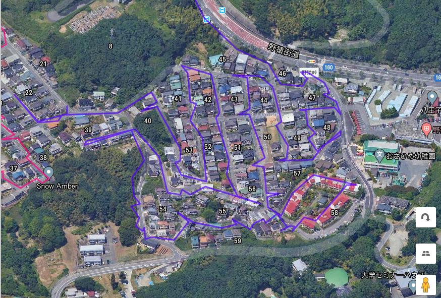 GPSログデータ画像4