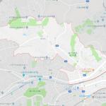八王子市堀之内町の地図
